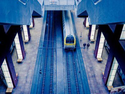 Nieuwe app voor slechtziende treinreiziger