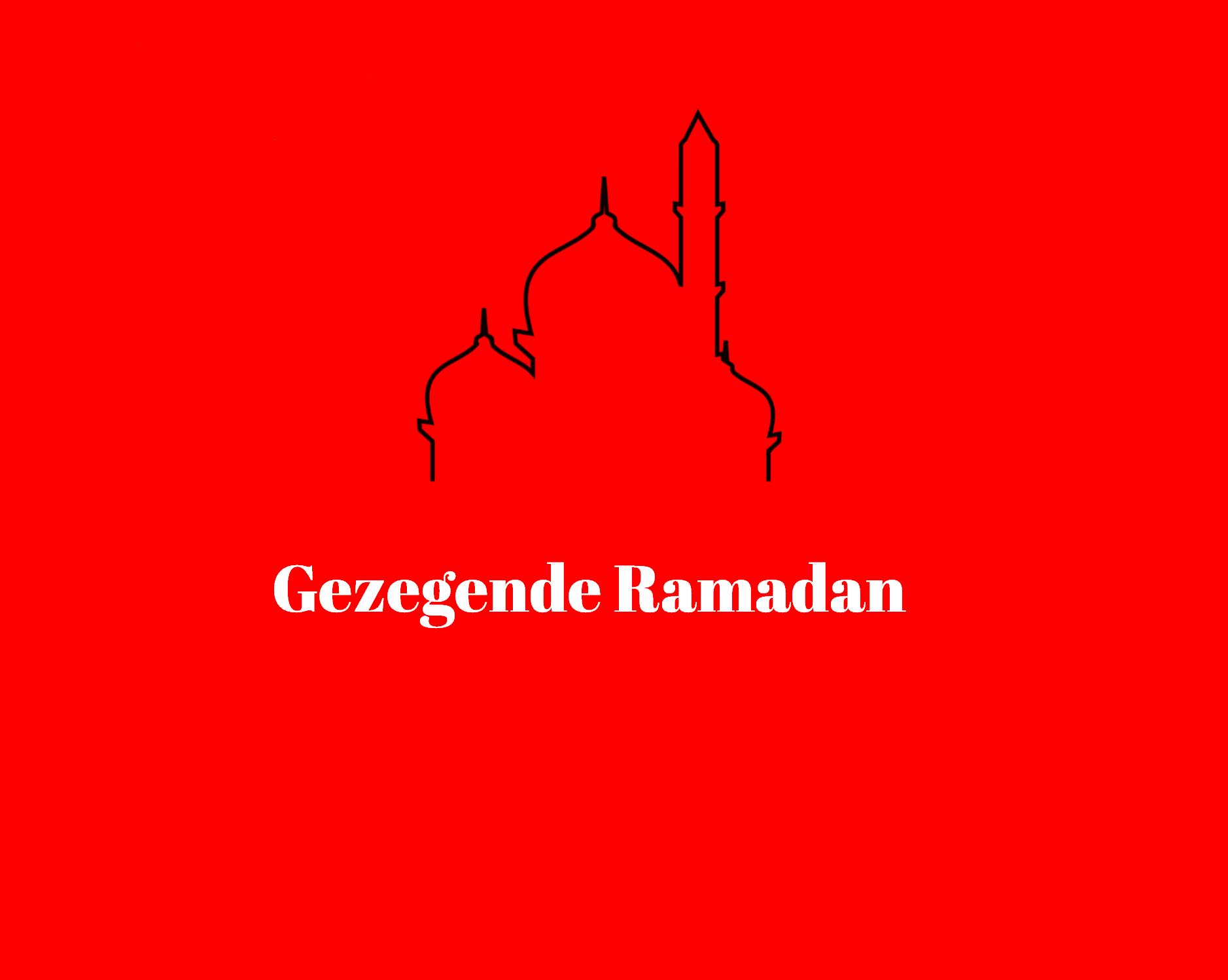 Vandaag start de Ramadan