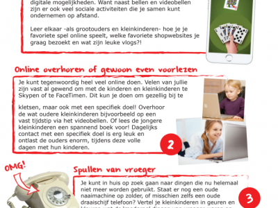 Goede tips van Respect Education Foundation